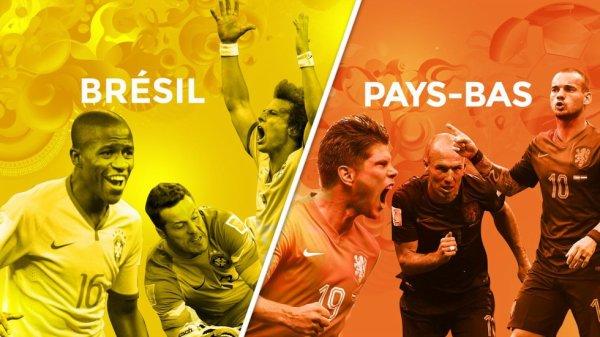La Tite Finale Pour La 3 Eme Place Pour La Coupe Du Monde 2014