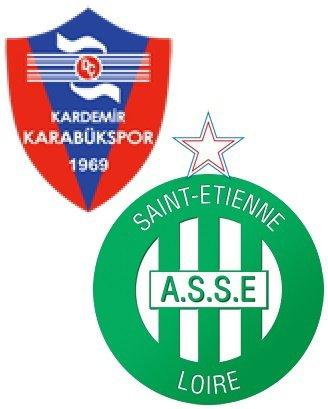 Ligue Europa : Saint-Etienne se qualifie aux tirs au but face à Karabükspor (1-0, 4-3 tab)