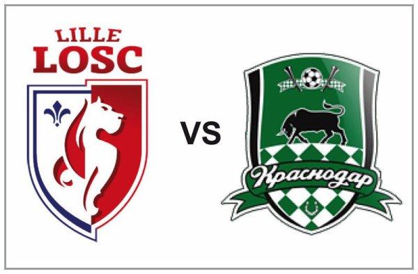 Ligue Europa : Krasnodar - Lille (1-1) : Le LOSC reste en vie et redevient maître de son destin