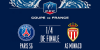 Quarts de finale : PSG-Monaco à l'affiche Le tirage au sort des quarts de finale de la Coupe de France a réservé une belle affiche avec un match entre le PSG et Monaco, les deux cadors encore en lice dans la compétition