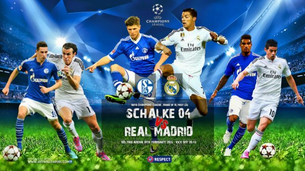Real Madrid-Schalke 04 : le cauchemar des Merengue