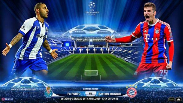 Le Bayern a écrasé Porto en quart de finale retour de Ligue des champions (6-1)