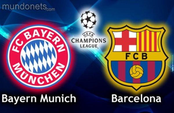 Bayern Munich-Barça 3-2, le Bayern sauve l'honneur