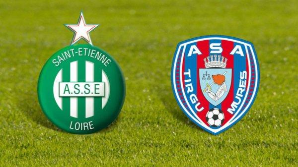 Saint-Etienne - Targu Mures : 1-2