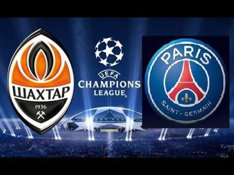 Le PSG enchaîne contre le Chakhtior Donetsk (3-0)