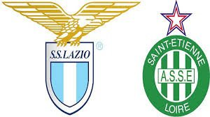 Saint-Étienne s'incline face à la Lazio Rome (2-3)