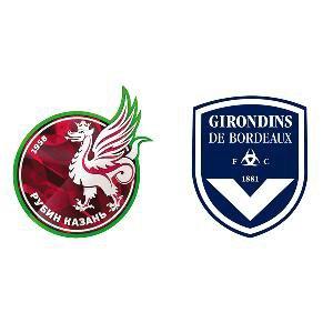 Rubin Kazan - Bordeaux : 0-0