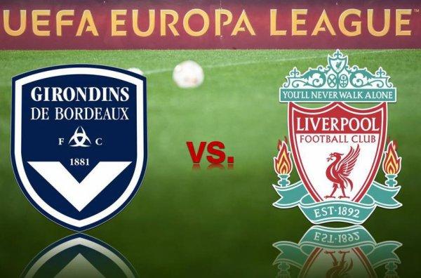 5e journée de la Ligue Europa : Liverpool élimine un bon Bordeaux