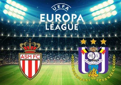 Ligue Europa : ça se complique pour Monaco, battu par Anderlecht (0-2)