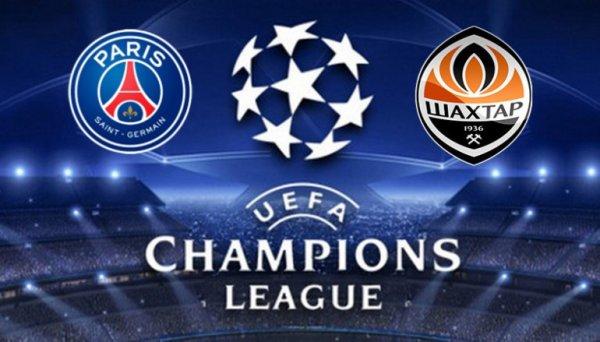 Le PSG termine sa phase de groupes par une victoire contre le Chakhtior Donets