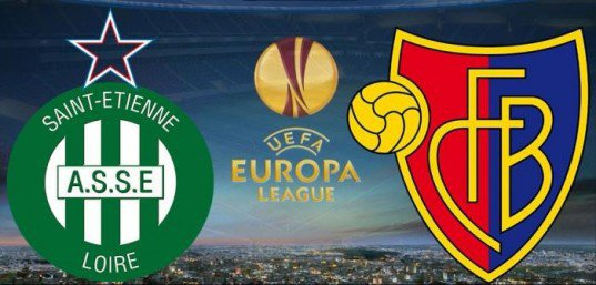 Ligue Europa (16e de finale aller) : Saint-Etienne s'impose (3-2) face au FC Bâle
