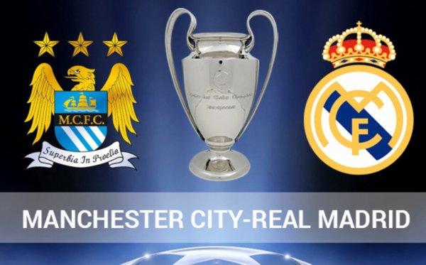 Manchester City et le Real Madrid se neutralisent en demi-finale aller de Ligue des champions