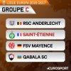Ligue Europa - Saint-Etienne et Nice ont évité le pire mais ne pourront pas se relâcher
