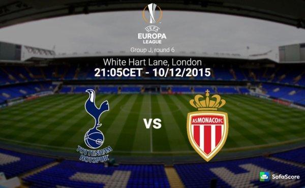 Belle opération pour Monaco qui bat Tottenham à Wembley