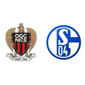 Nice s'incline à domicile contre Schalke 04 (0-1) pour son retour en Coupe d'Europe