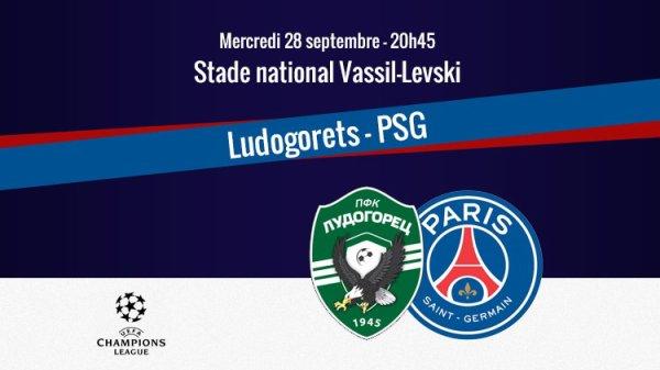 Le PSG l'emporte contre Ludogorets grâce à Cavani