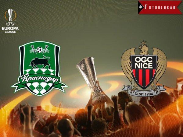 Nice balayé à Krasnodar en Ligue Europa