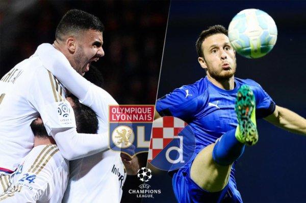 L'OL jouera sa qualification contre Séville après sa victoire contre Zagreb (1-0)