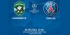 Tenu en échec par Ludogorets, le PSG termine 2e de son groupe derrière Arsenal