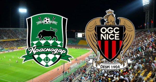 Nice dit adieu à l'Europe en battant Krasnodar (2-1)