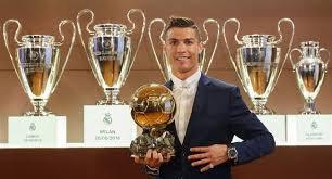 Ballon d'Or 2016 : Cristiano Ronaldo sacré, Antoine Griezmann termine 3e