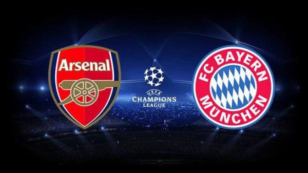 Le Bayern fait exploser Arsenal (5-1) et se qualifie en quarts de finale de la Ligue des champions