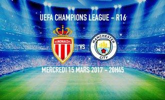 Monaco renverse Manchester City (3-1) et rejoint les quarts de finale de la Ligue des champions