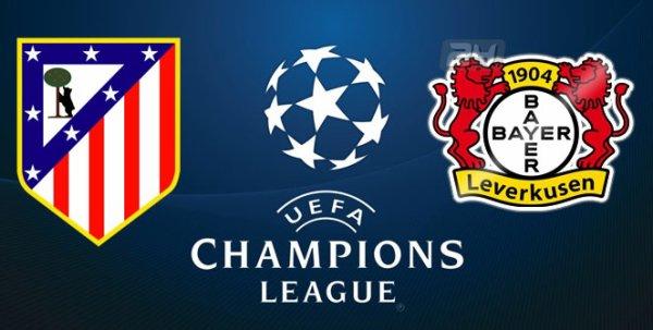 Tenu en échec par Leverkusen (0-0), l'Atlético verra les quarts de finale de la Ligue des champions