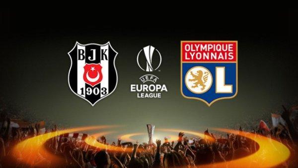 Lyon qualifié à Istanbul face au Besiktas aux tirs au but