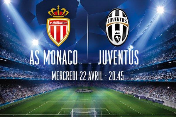 Monaco affrontera la Juventus Turin en demi-finale de la Ligue des champions