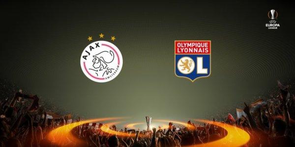 Lyon affrontera l'Ajax Amsterdam en demi-finales de Ligue Europa