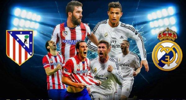 Cristiano Ronaldo assomme l'Atlético et rapproche le Real de la finale