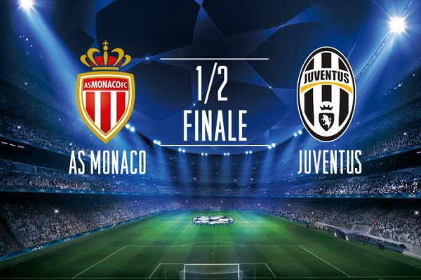 Pas de miracle pour Monaco éliminé par la Juventus Turin en demi-finales