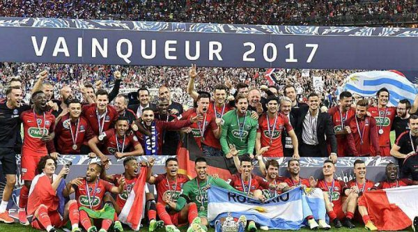 Coupe de France : le PSG conserve son titre à l'arraché face à Angers