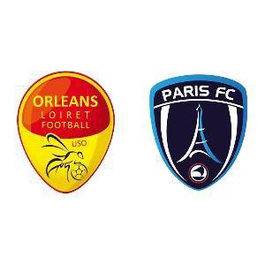 Orléans bat le Paris FC et se maintient en Ligue 2