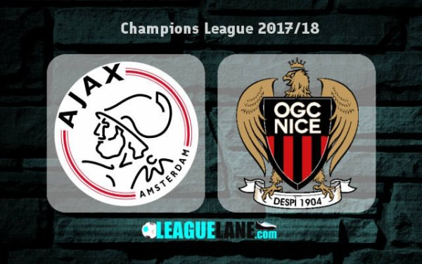 Nice et l'Ajax Amsterdam se neutralisent