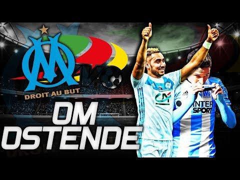 Marseille – Ostende (4-2): Germain réduit les chances côtières