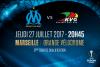 Marseille élimine Ostende et jouera les barrages de la Ligue Europa