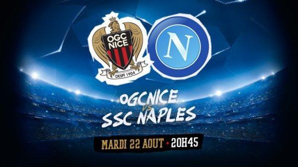 Ligue des champions : Naples beaucoup trop fort pour Nice