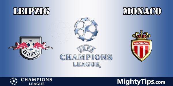 Monaco décroche le nul à Leipzig pour son entrée en Ligue des champions