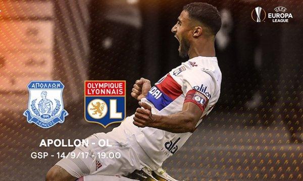 Ligue Europa : Lyon concède le nul dans les derniers instants à Limassol