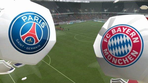 Le PSG met le Bayern Munich à terre