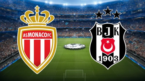 La qualification s'éloigne pour Monaco après le nul à Besiktas
