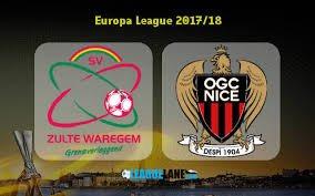 Nice bat Zulte-Waregem et se qualifie en 16es de finale de la Ligue Europa