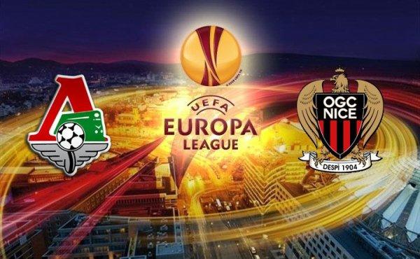 Battu par le Lokomotiv Moscou, Nice est éliminé de la Ligue Europa