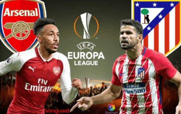 Ligue Europa : Arsenal concède le nul contre l'Atlético (1-1), Griezmann répond à Lacazette