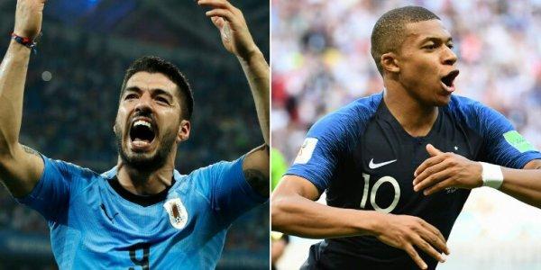 Coupe du monde 2018: la France élimine l'Uruguay et file en demi-finales