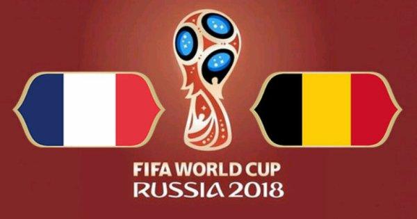 Les Bleus en finale de la Coupe du monde après une demie maîtrisée contre la Belgique