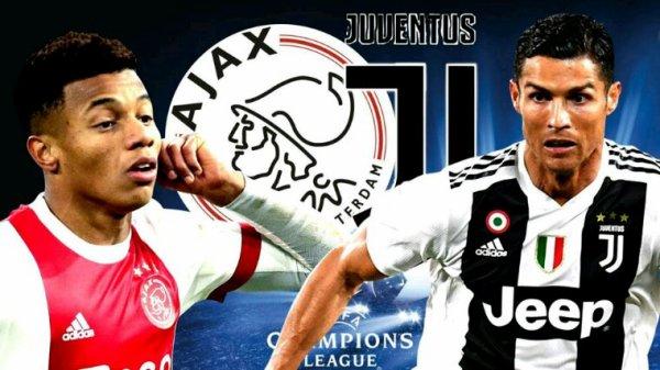 Ligue des champions : la Juventus obtient le nul face à un Ajax spectaculaire
