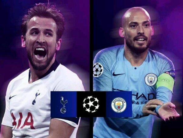 Ligue des champions : Tottenham fait tomber Manchester City au bout d'un match d'anthologie et rejoint l'Ajax Amsterdam en demies